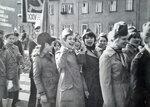 Майское шествие на улице кирова