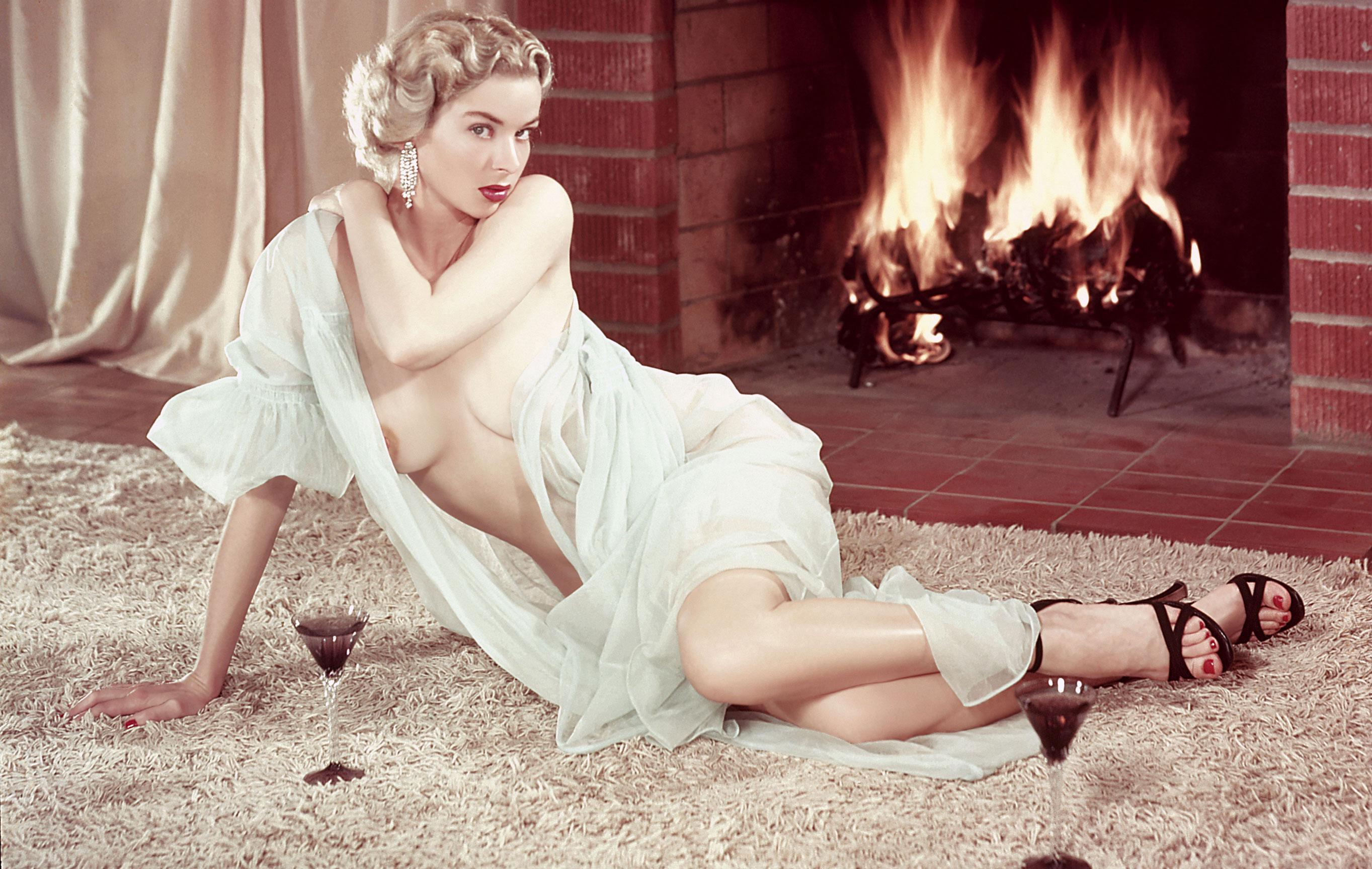 Playboy Playmate - Miss June 1955 | Eve Meyer / Ив Мейер