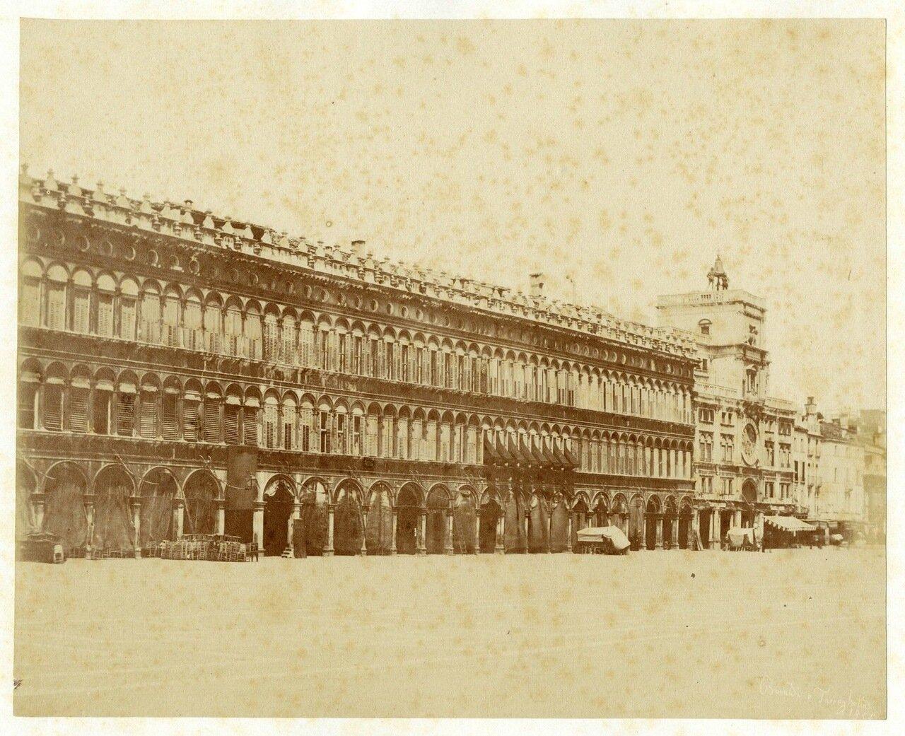 Венеция. Франческо Бональди & Джузеппе Таррегетта. 1855