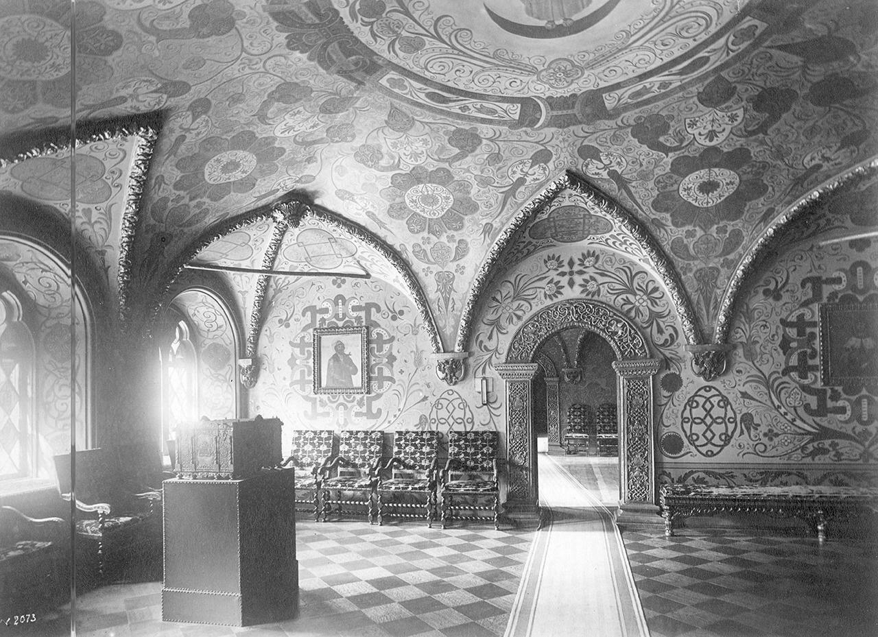 Гостиная в Теремном дворце