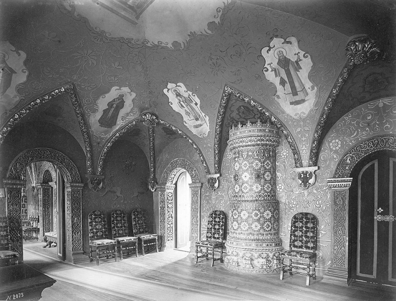 Кабинет в Теремном дворце