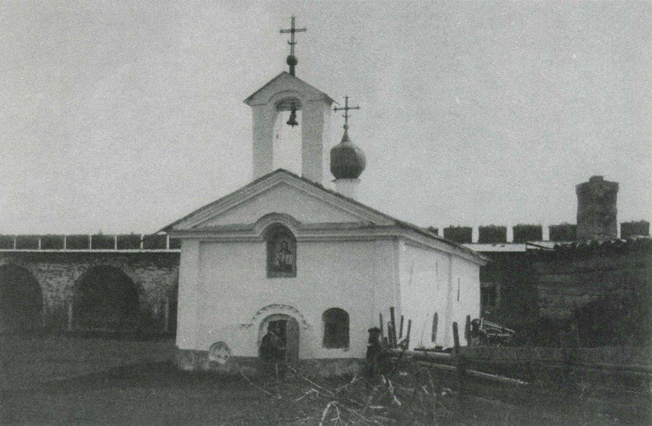 Церковь Андрея Стратилата. 1880