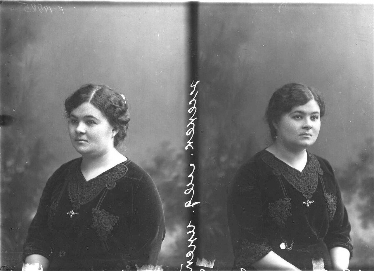 Закутовская - студентка женского медицинского института