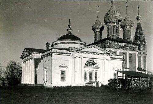 <p>Собор Владимирской Богоматери г. Нерехты</p>