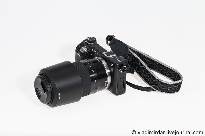 Объектив Sony E 55-210mm F4.5-6.3 OSS