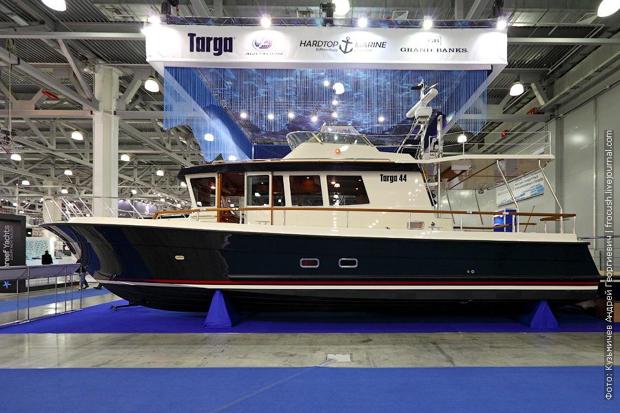 Moscow Boat Show «Targa 42/44»