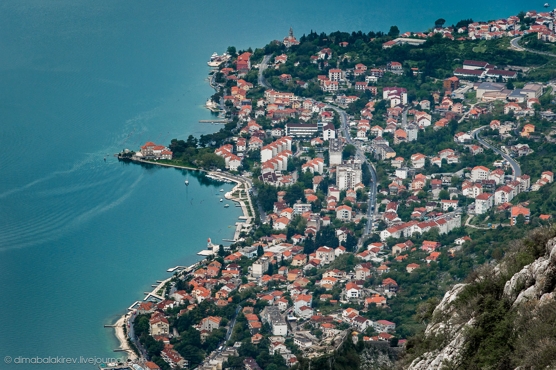 Черногория, Цетине