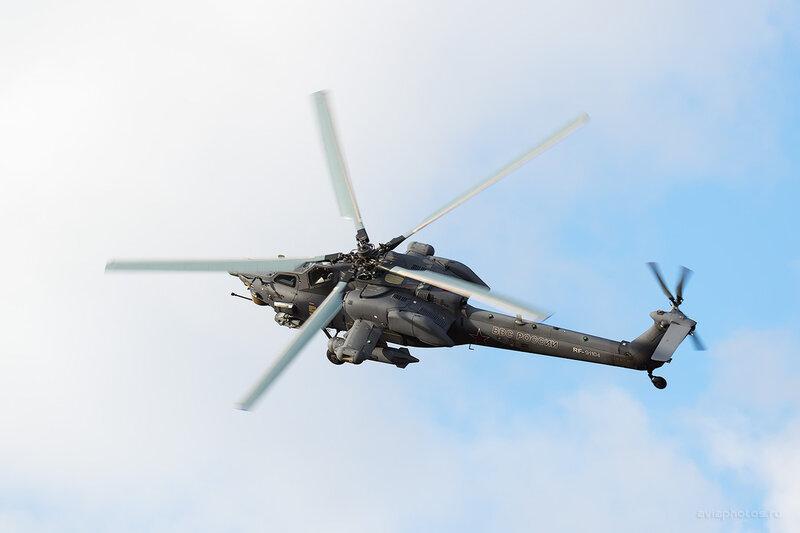 Миль Ми-28Н (RF-91104 / 50 жёлтый) D804060