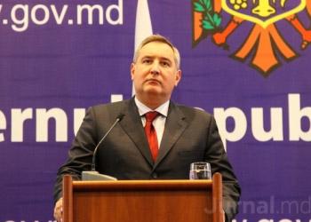 Рогозин посетит Кишинёв