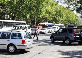 На двух улицах Кишинева движение транспорта приостановлено на месяц
