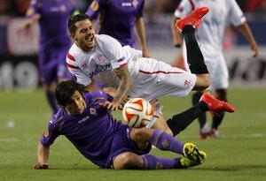 «Севилья» обыграла «Фиорентину» в полуфинале Лиги Европы