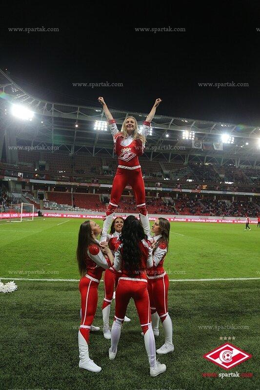«Спартак» vs «Тосно» 0:1 1/8 Кубок России 2013-2014 (Фото)
