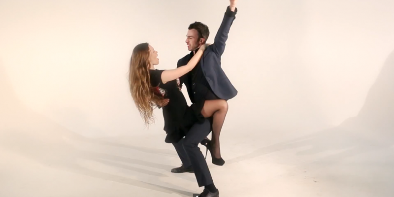 Kак танцуют пары