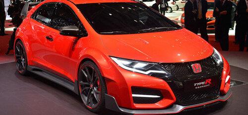 Honda раскрыла детали серийного Type R