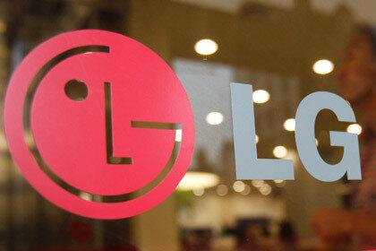 LG нацелилась на американскую фирму косметики