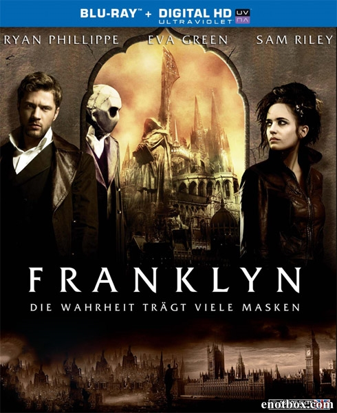 Франклин / Franklyn (2008/BDRip/HDRip)