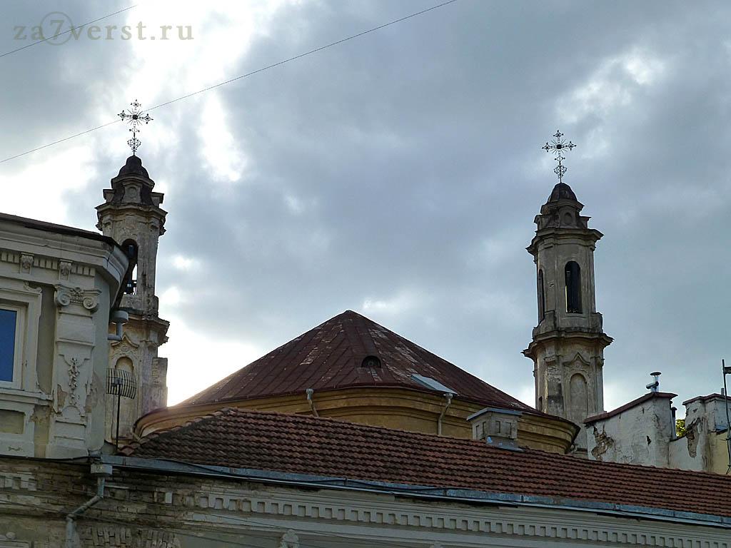 Храмы Вильнюса, Литва