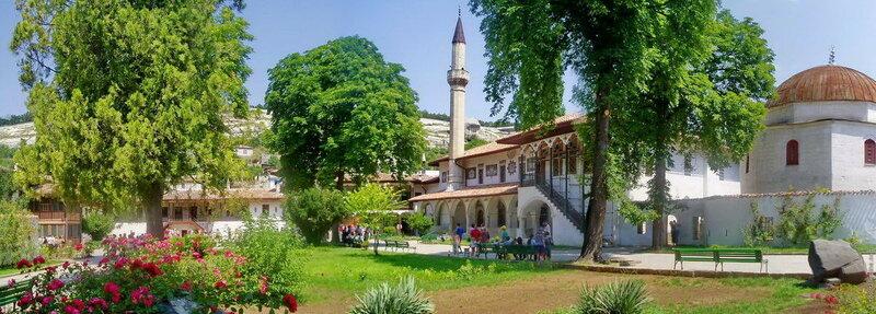 Ханский дворец в Бахчисарае.jpg