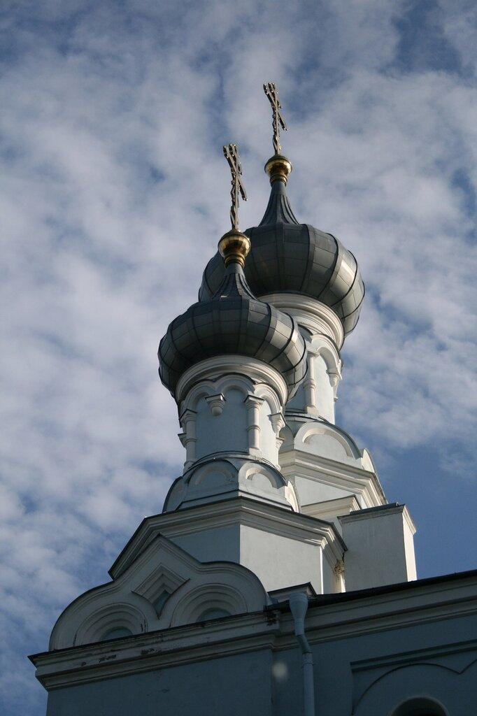 Кронштадт, собор Владимирской иконы Божией Матери, 07/08/11