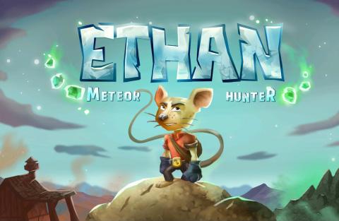 Итан: Охотник за метеоритами | Ethan Meteor Hunter (Rus) Multi