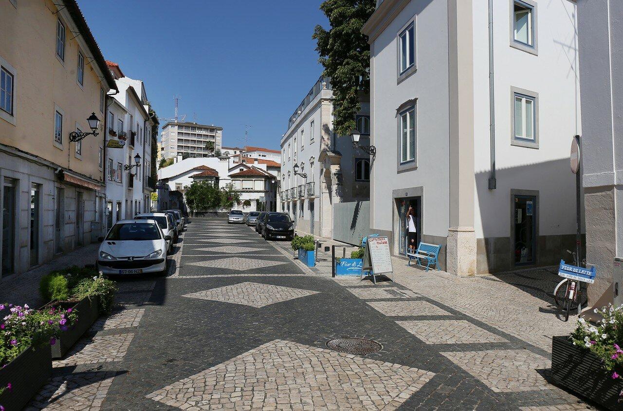 Rua Grão Vasco, Leiria