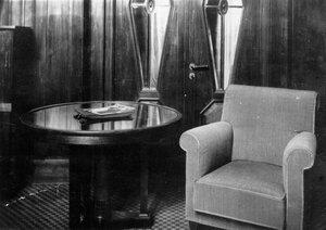Вид части гостиной особняка М.К.Покотиловой.