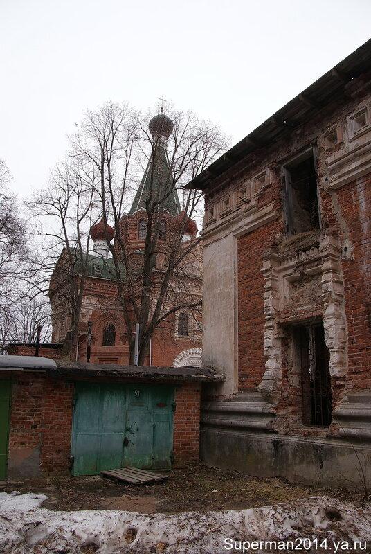 Серпухов - Храм Спаса Нерукотворного Образа