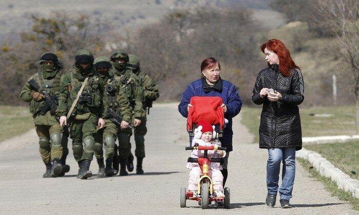 Накануне референдума в Крыму