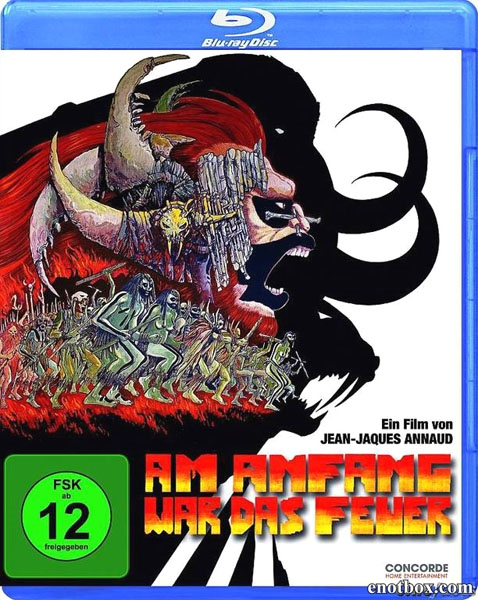 Битва за огонь / Quest for Fire / La guerre du feu (1981/HDRip)