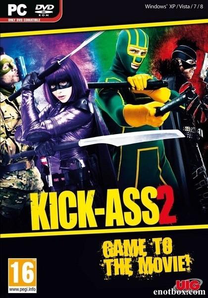 Kick-Ass 2 (2013/RUS/ENG/MULTI6/Full/Repack)