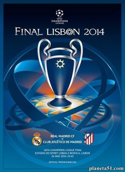 Футбол. Лига Чемпионов 2013/14 [2013-2014, SATRip / HDTVRip]