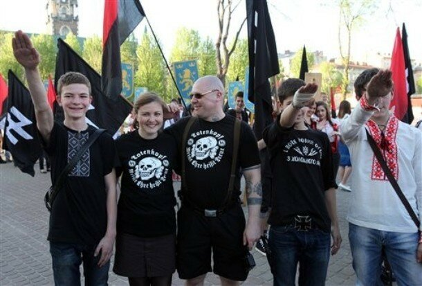 Ukraine Nationalists