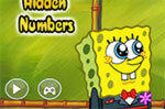 ����� ��� ������� ����� (Spongebob Hidden Number)