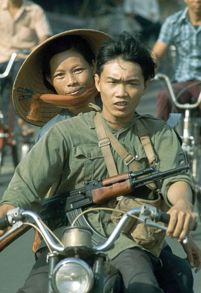 Освобождение Сайгона: как это было! К 40-летию со Дня Победы Вьетнама (США) (47)