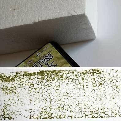 Текстуры и штампы: обзор и примеры