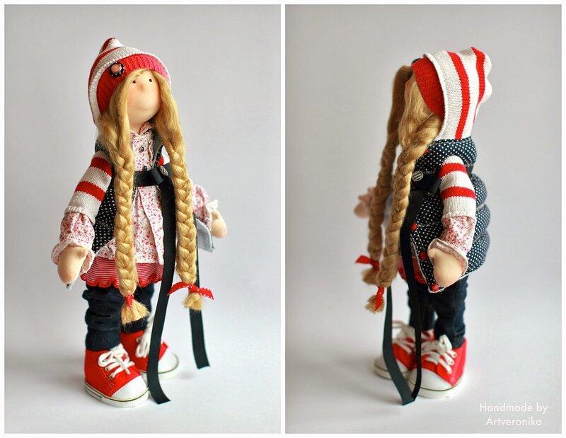 фото куклы
