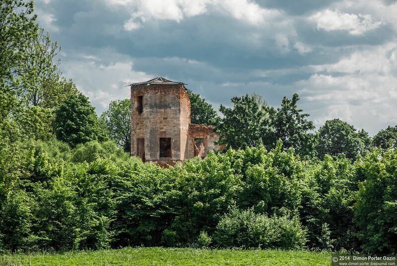 Беларусь. Гольшанский Замок