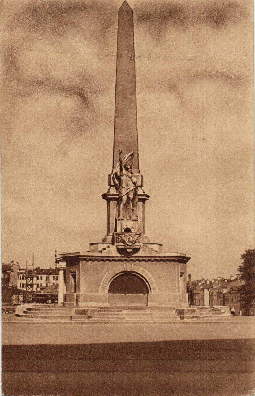 Памятник Свободе. Советская площадь