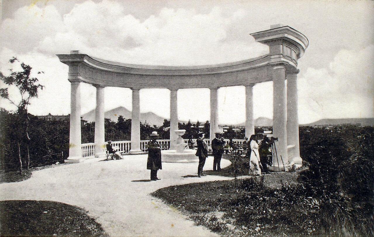 Эолова арфа на Бештау и Машук. 1910-е годы