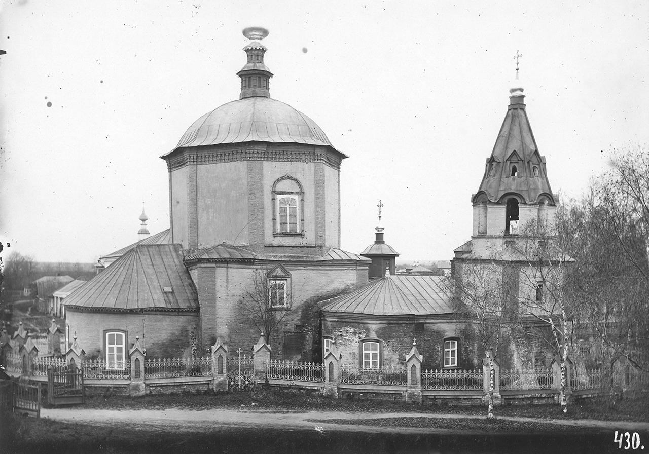 Кремль. Церковь Успения Пресвятой Богородицы