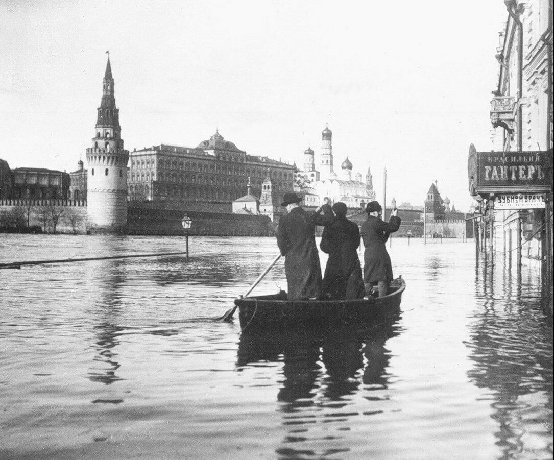 547. Наводнение 1908