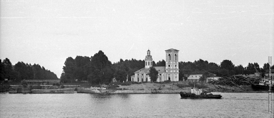 Шлиссельбург Шлюзы Староладожского канала Собор Благовещения Пресвятой Богородицы