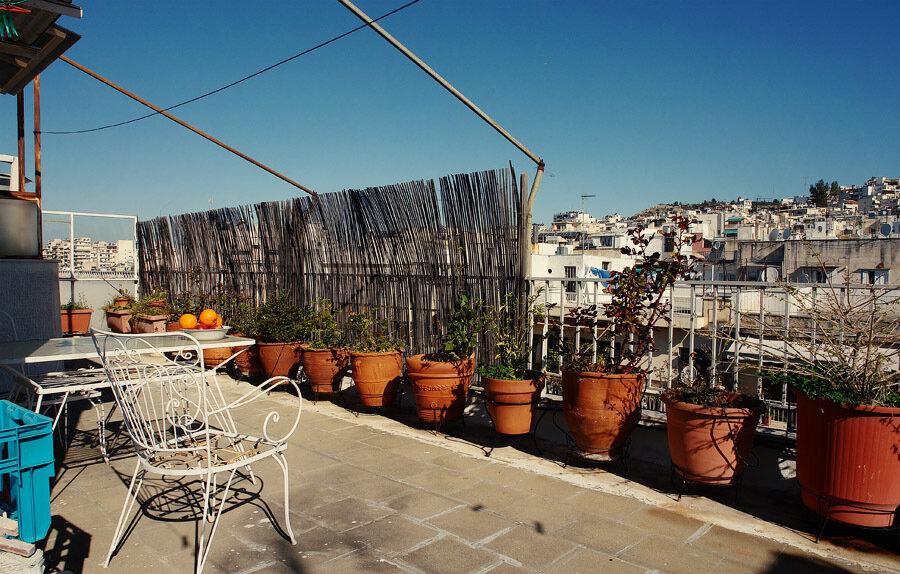 Один мой день в Афинах.