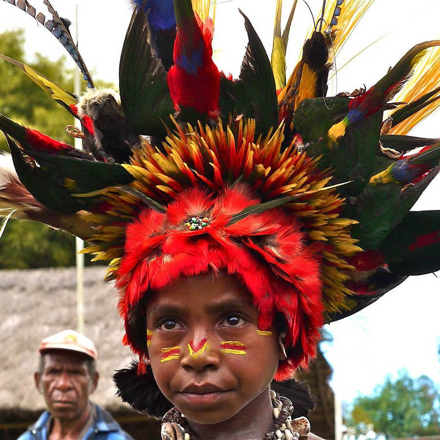 Сиськи папуасов фото 24 фотография