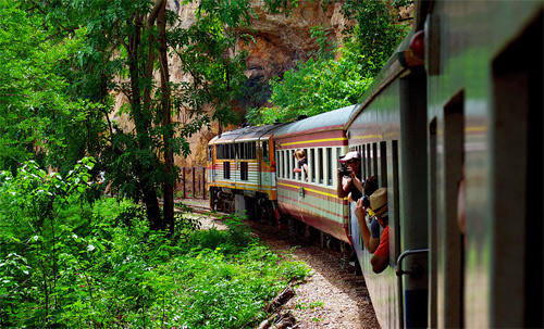 Путешествие на поезде хорошая идея?