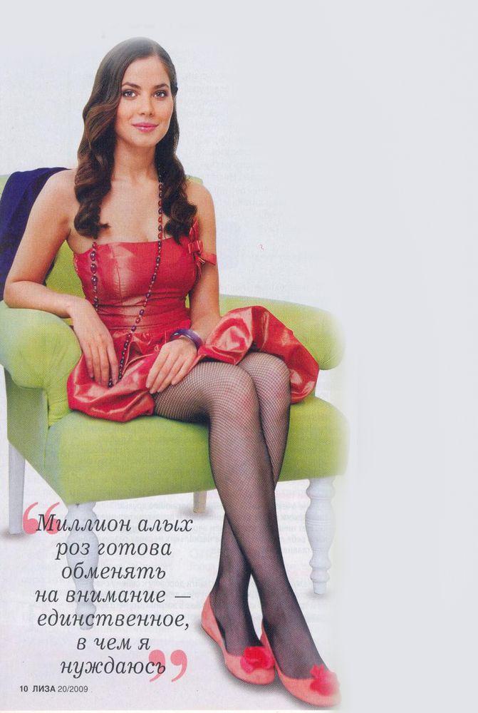 Юлия Снигирь несколько красивых фото