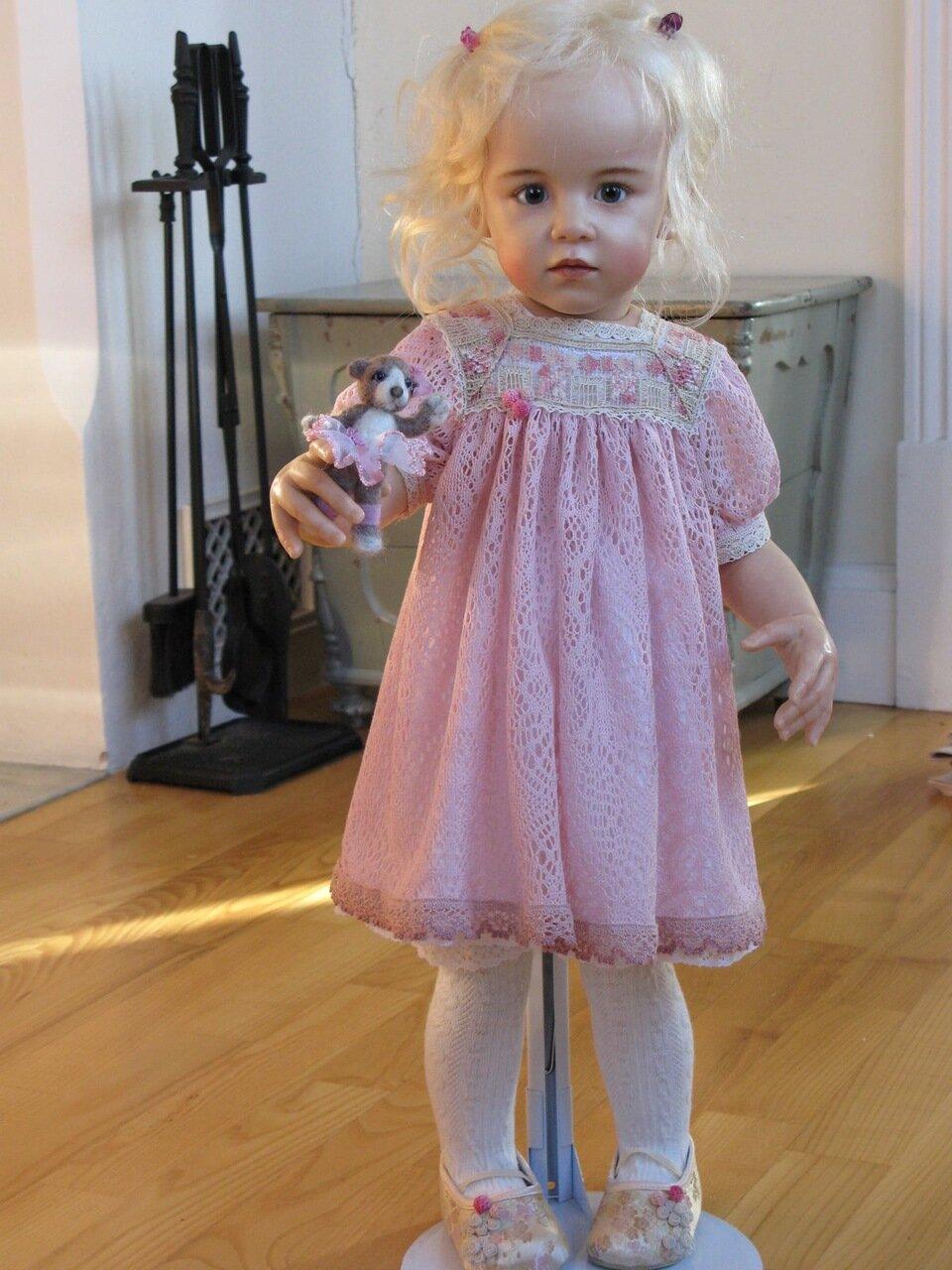 Дети похожие на живых кукол фото