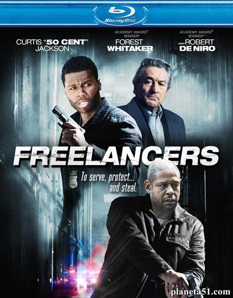 Фрилансеры / Freelancers (2012/HDRip)