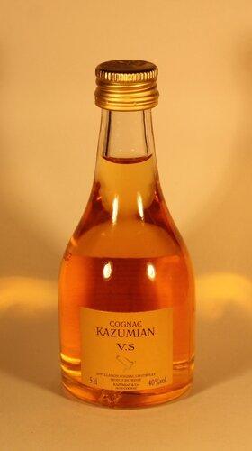 Коньяк Cognac Kazumian VS Apellation Cognac Controlee