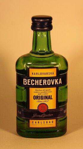 Настойка Becherovka Original Karlovarska Carlsbad